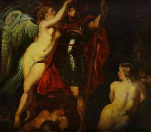 Champion Of Virtue | Peter Paul Rubens | Oil Painting