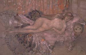 The Arabian   James Abbott Mcneill Whistler   Oil Painting