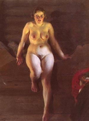 Loftsangen | Anders Zorn | Oil Painting