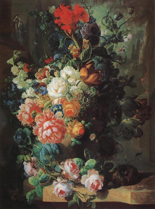 Floral Bouquet 001 | Unspecified | Oil Painting