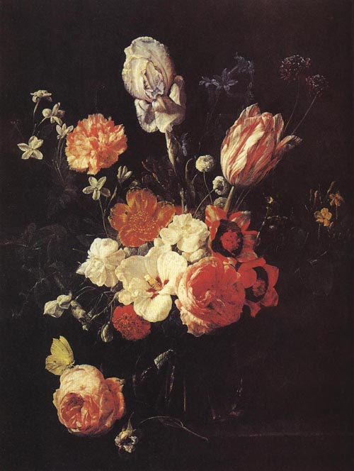 Floral Bouquet 007 | Unspecified | Oil Painting