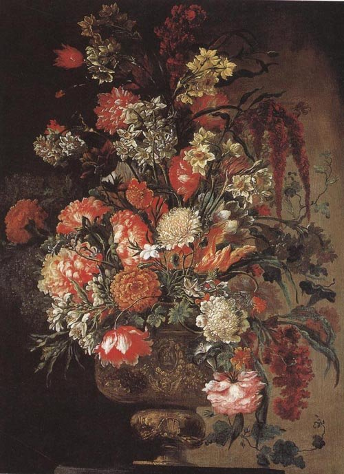 Floral Bouquet 008 | Unspecified | Oil Painting