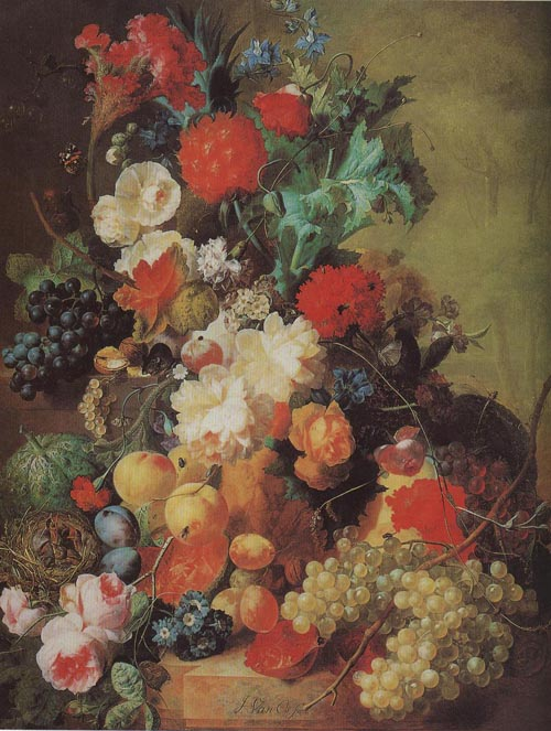 Floral Bouquet 009 | Unspecified | Oil Painting
