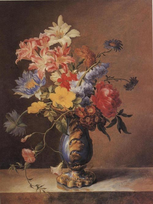 Floral Bouquet 010 | Unspecified | Oil Painting