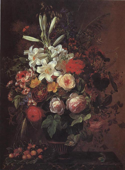 Floral Bouquet 012 | Unspecified | Oil Painting