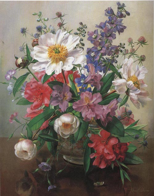 Floral Bouquet 013 | Unspecified | Oil Painting
