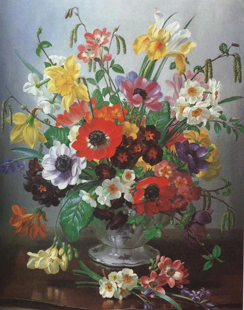 Floral Bouquet 014 | Unspecified | Oil Painting