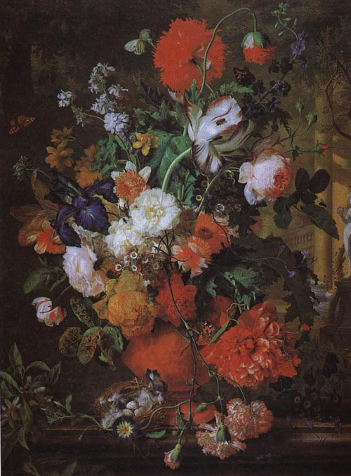 Floral Bouquet 015 | Unspecified | Oil Painting