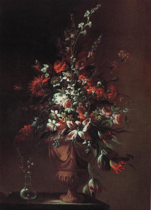 Floral Bouquet 016 | Unspecified | Oil Painting