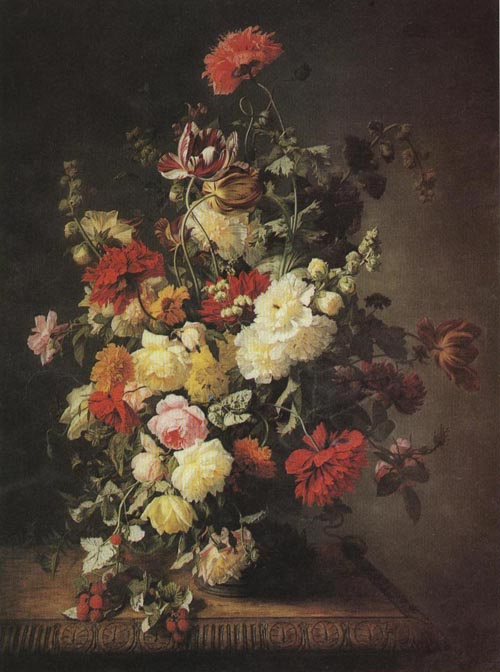 Floral Bouquet 018 | Unspecified | Oil Painting