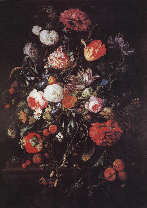 Floral Bouquet 024 | Unspecified | Oil Painting