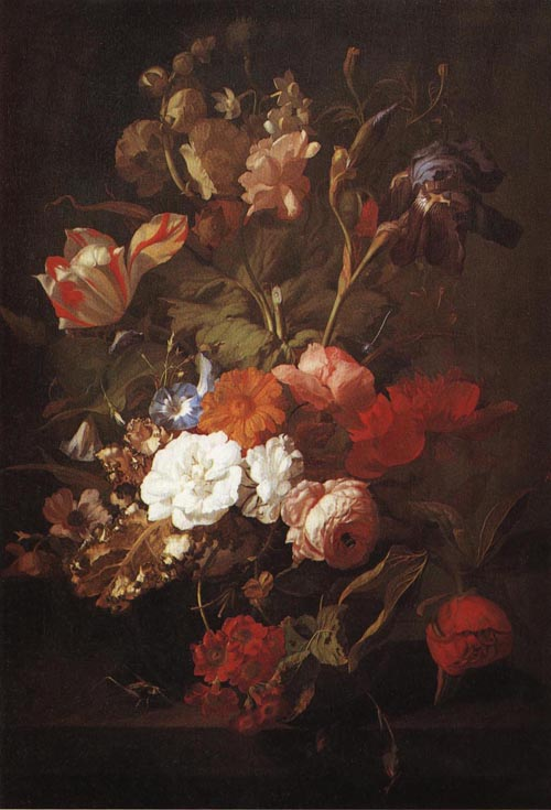 Floral Bouquet 025 | Unspecified | Oil Painting