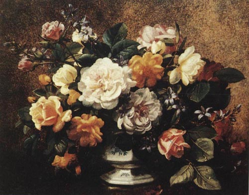 Floral Bouquet 027 | Unspecified | Oil Painting