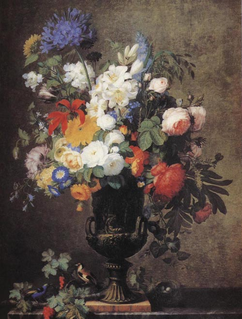Floral Bouquet 028 | Unspecified | Oil Painting