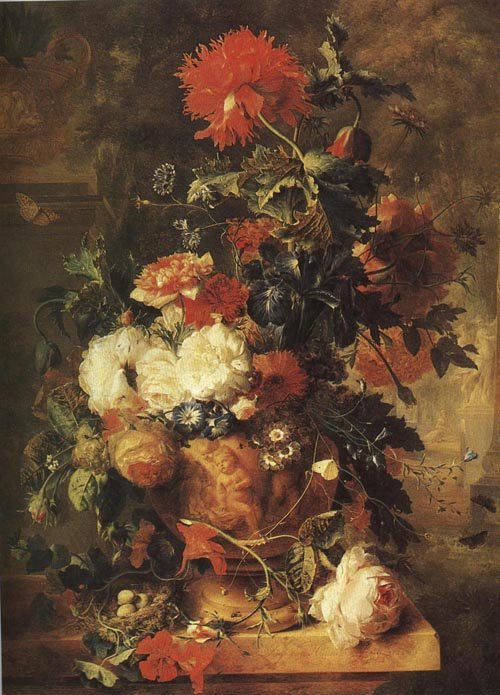 Floral Bouquet 030 | Unspecified | Oil Painting