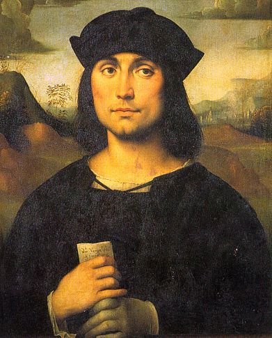Evangelista Scappi 1500-05 | Francesca Francia | Oil Painting