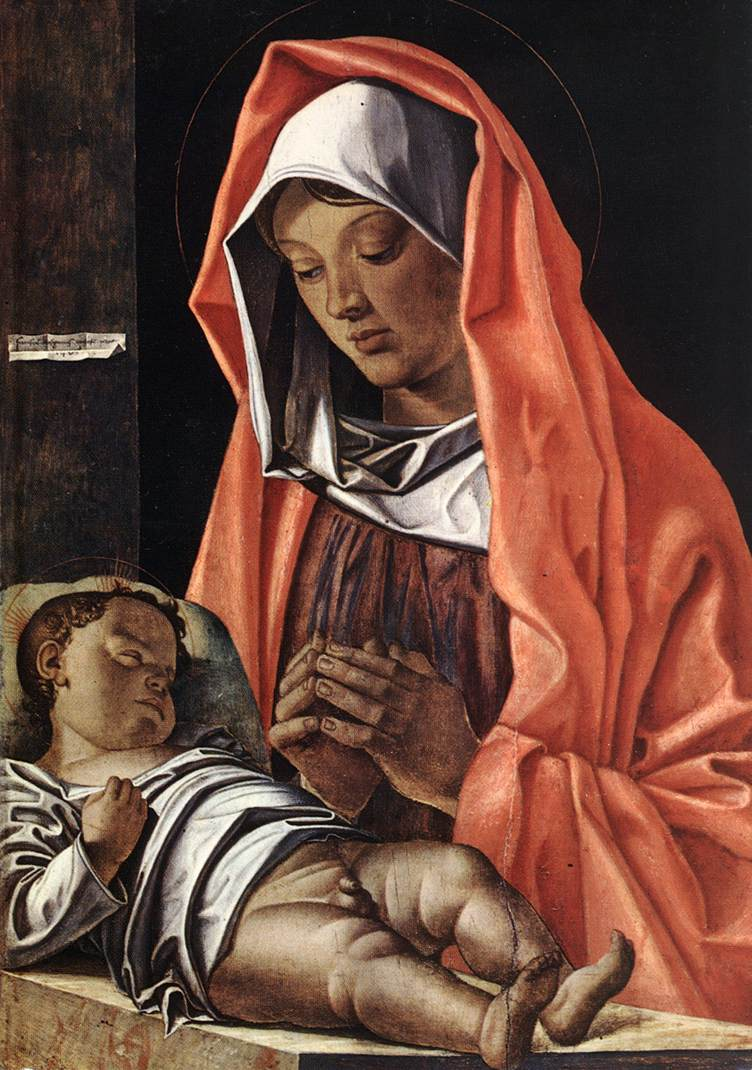 Virgin With Child | Francesco Bonsignori | Oil Painting