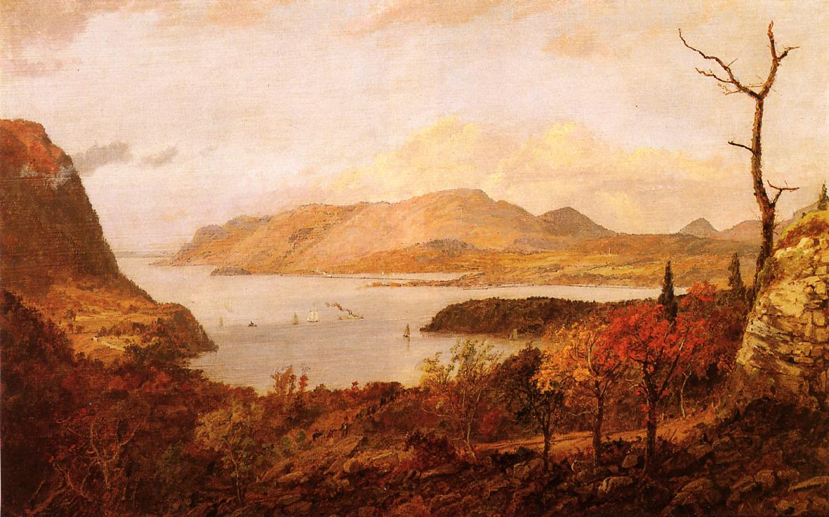 The Hudson River from Fort Putnam, near West Point 1896