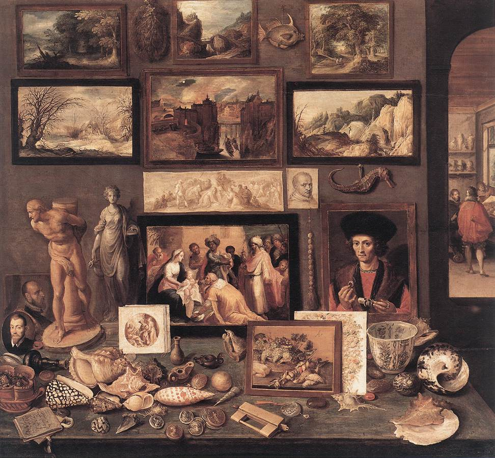 Art Room 1636 | Frans Francken | Oil Painting