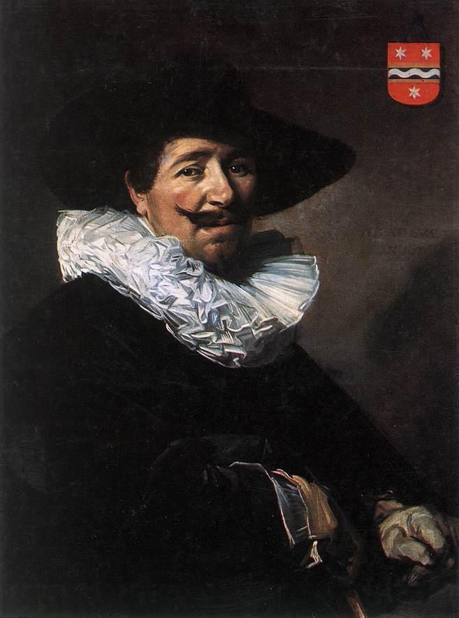 Andries Van Der Horn1638 | Frans Hals | Oil Painting