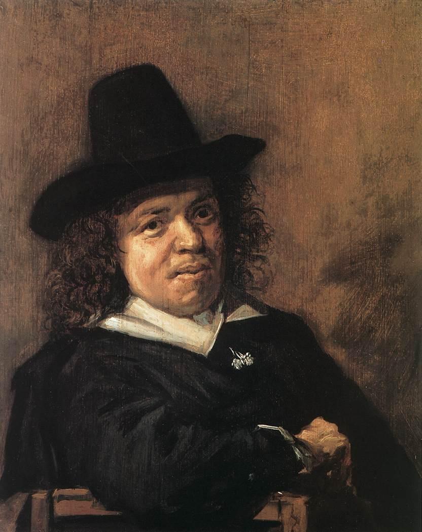 Frans Post 1655 | Frans Hals | Oil Painting