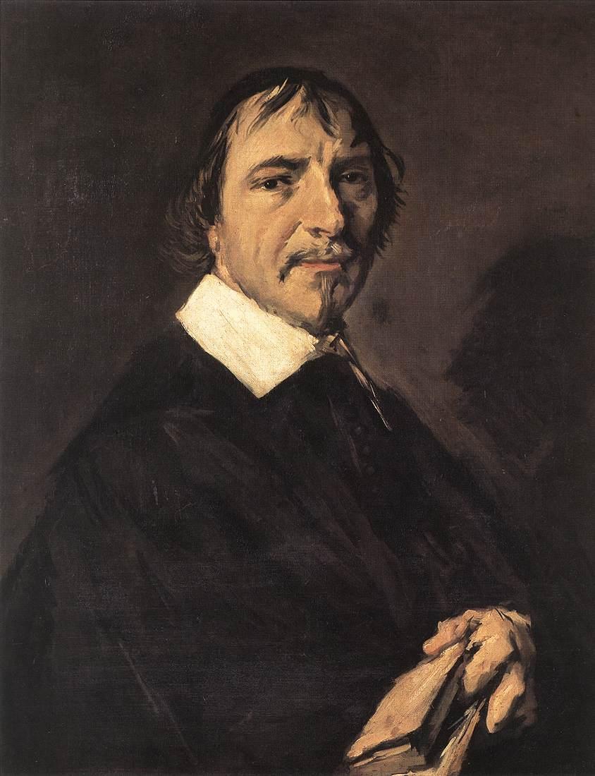 Herman Langelius 1660 | Frans Hals | Oil Painting