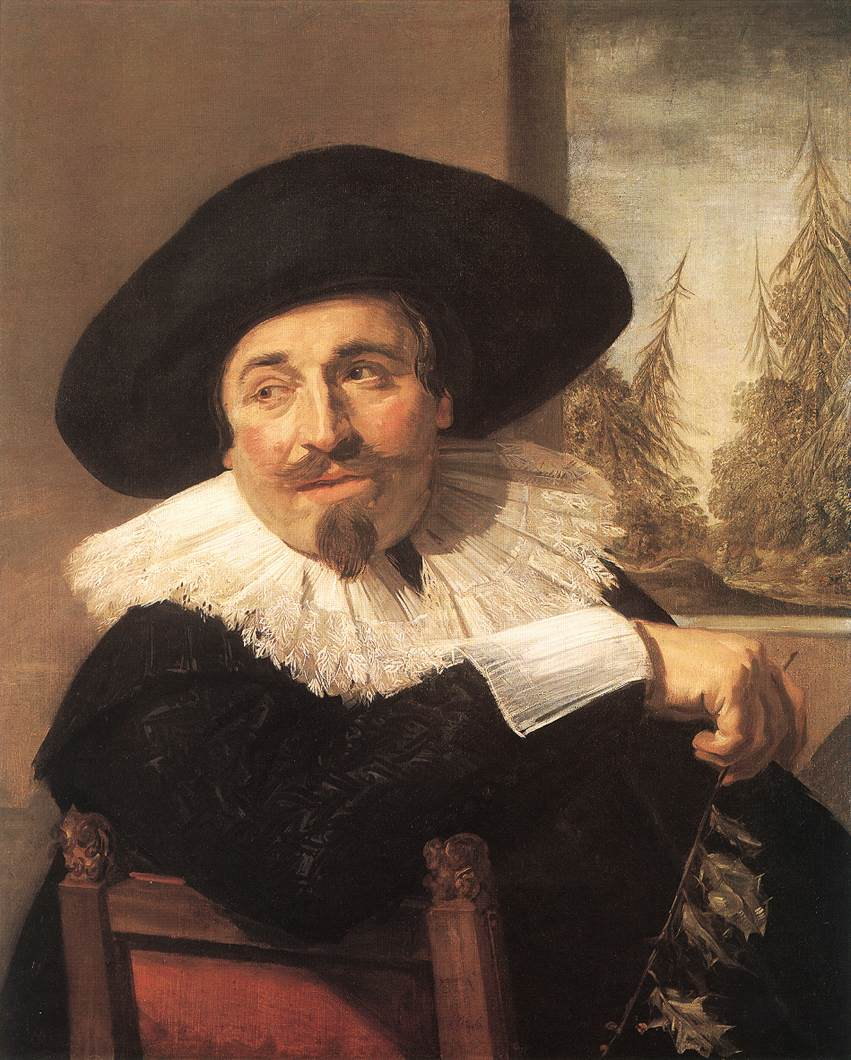 Isaac Abrahamsz Massa 1626 | Frans Hals | Oil Painting