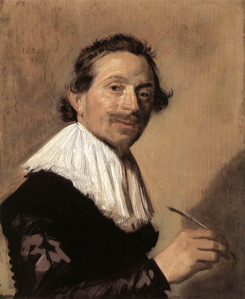 Jean De La Chambre 1638 | Frans Hals | Oil Painting