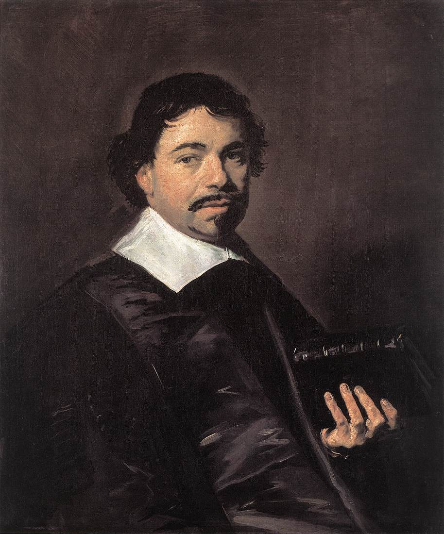 Johannes Hoornbeek1645 | Frans Hals | Oil Painting