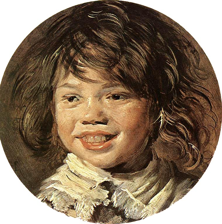 Laughing Child 1620-25 | Frans Hals | Oil Painting