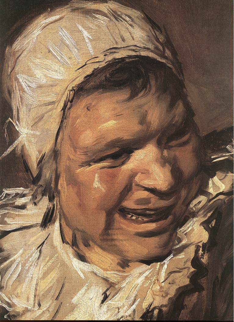 Malle Babbe (Detail) 1633-35 | Frans Hals | Oil Painting