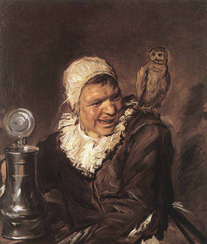 Malle Babbe 1633-35 | Frans Hals | Oil Painting
