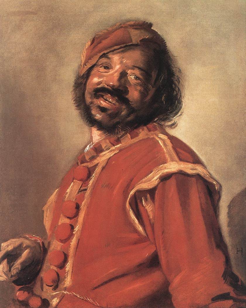 Mulatto (So Called) 1628-30 | Frans Hals | Oil Painting