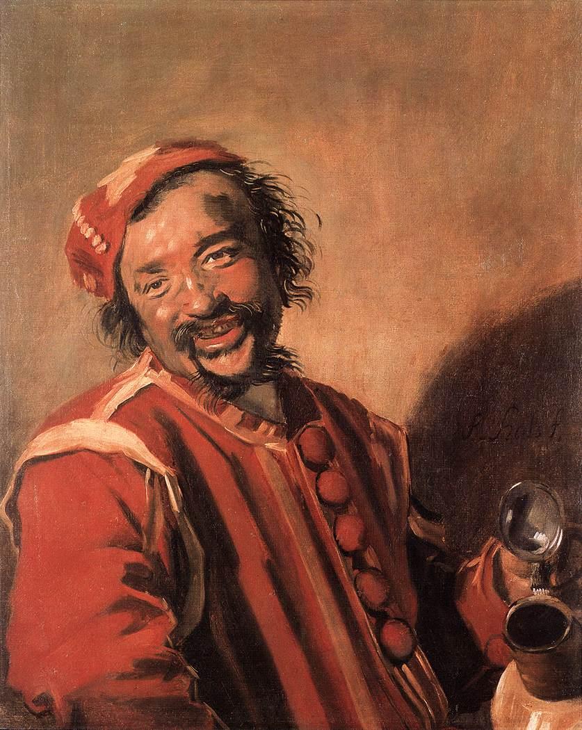 Peeckelhaering 1628-30 | Frans Hals | Oil Painting