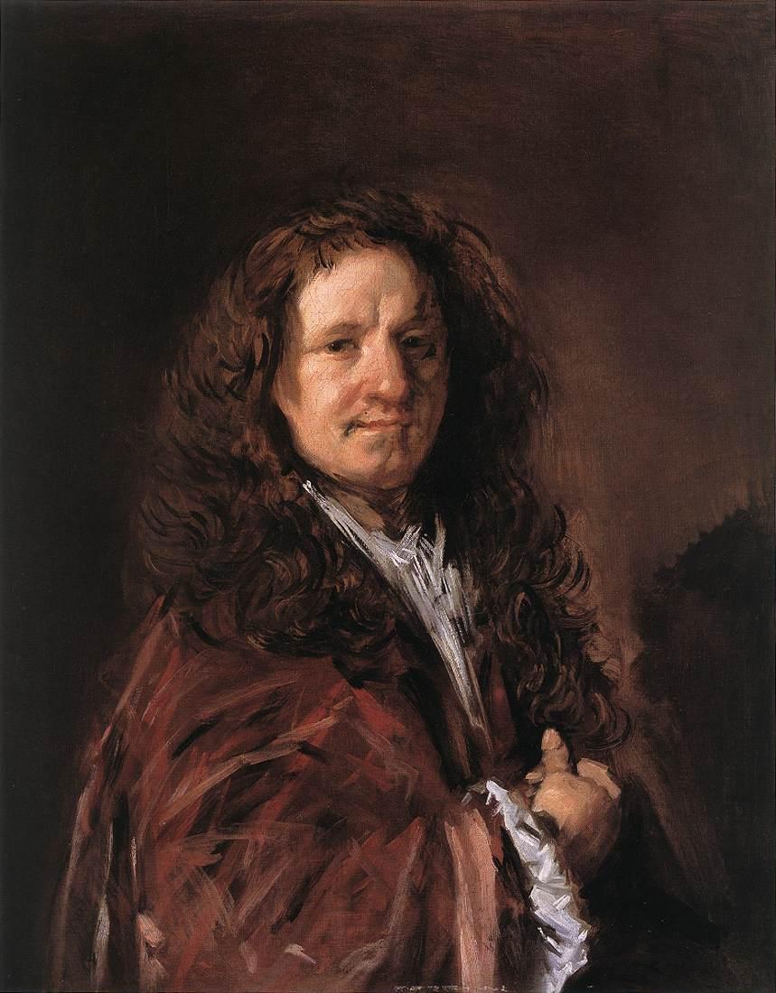 Portrait Of A Man 1660-66 | Frans Hals | Oil Painting