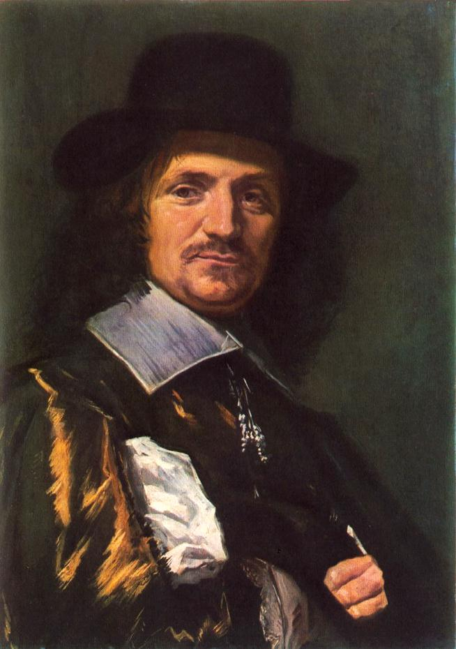 The Painter Jan Asselyn 1650s | Frans Hals | Oil Painting