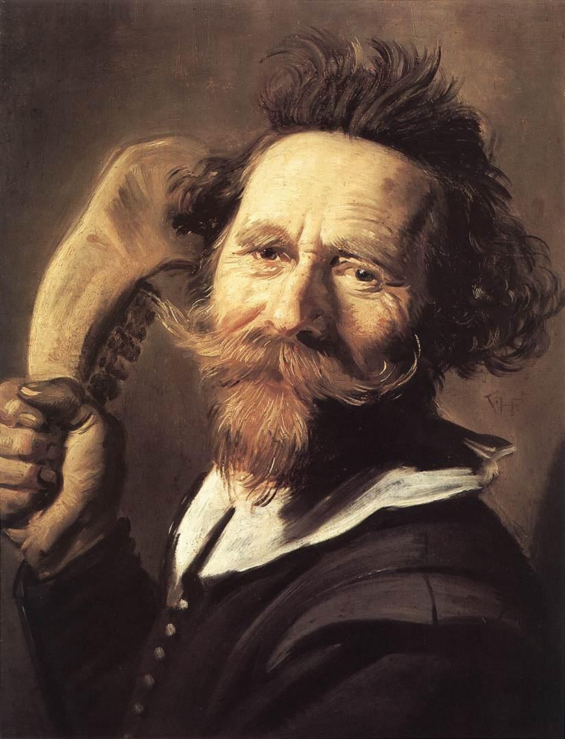 Verdonck 1627 | Frans Hals | Oil Painting
