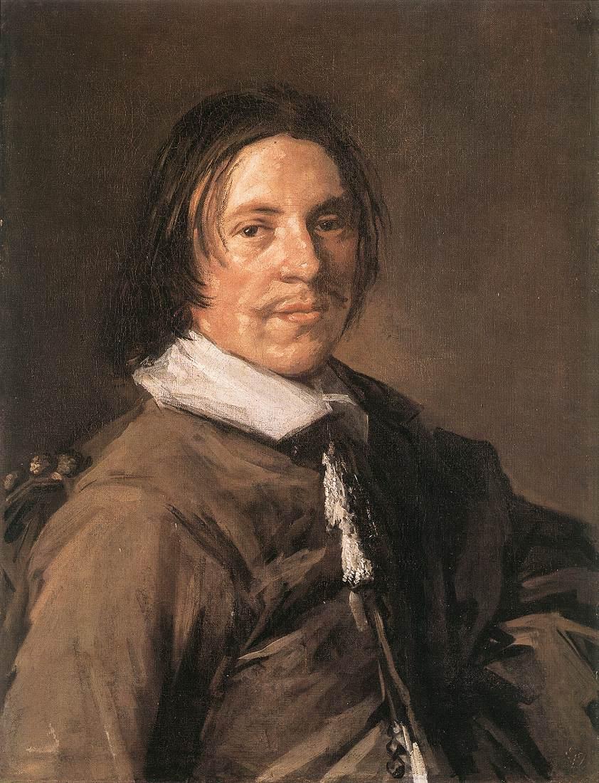 Vincent Laurensz Van Der Vinne 1655-60 | Frans Hals | Oil Painting