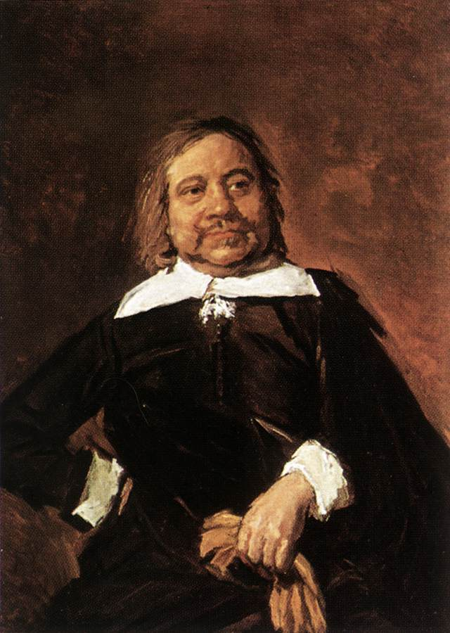 Willem Croes 1662-66 | Frans Hals | Oil Painting