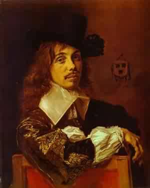 Catharine Both Van Der Eem 1629 | Frans Hals | Oil Painting