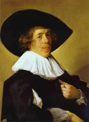 Portrait Of A Woman 1630-33 | Frans Hals | Oil Painting