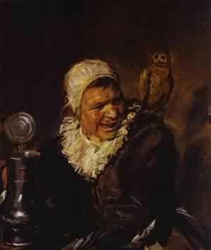 Portrait Of A Man 1660 | Frans Hals | Oil Painting