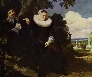 Portrait Of A Man 1650-52 | Frans Hals | Oil Painting
