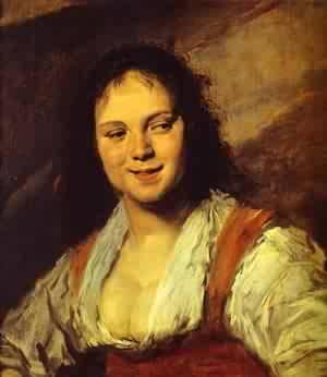 Portrait Of A Man 1630-33 | Frans Hals | Oil Painting