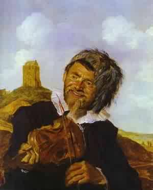 Portrait Of A Man 1627 | Frans Hals | Oil Painting
