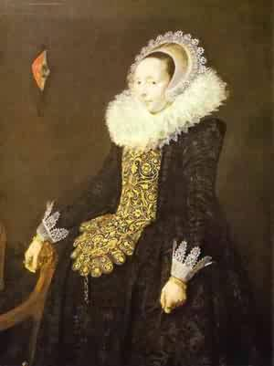 Malle Babbe 1629-30 | Frans Hals | Oil Painting