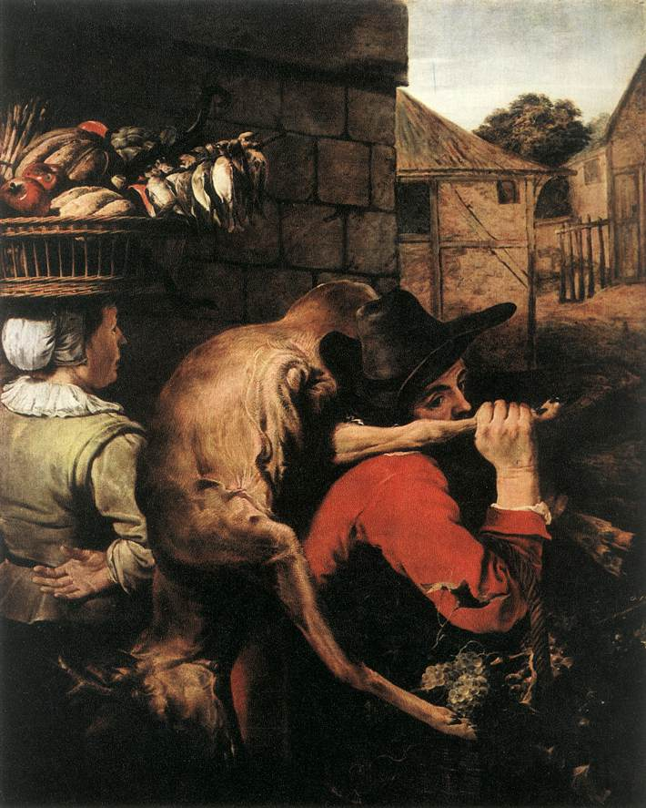Return From The Hunt 1610s | Frans Snyders | Oil Painting