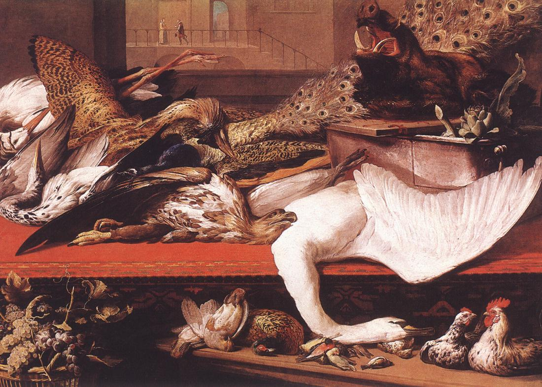 Still Life 1614 | Frans Snyders | Oil Painting