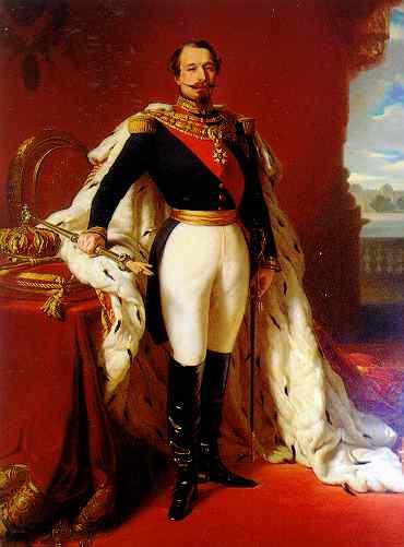 Emperor Napoleon III1852 | Franz Xaver Winterhalter | Oil Painting