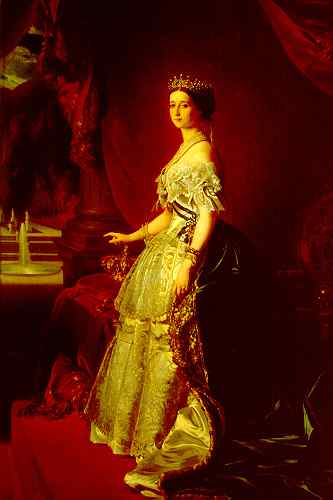 Empress Eugenie 1852 | Franz Xaver Winterhalter | Oil Painting